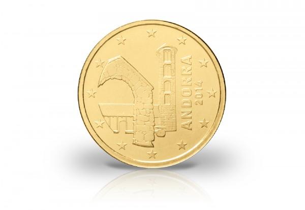 10 Cent 2014 Andorra