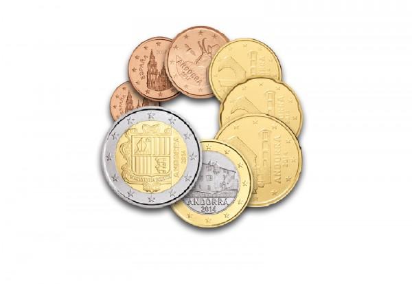 Eurosatz 2014 Andorra