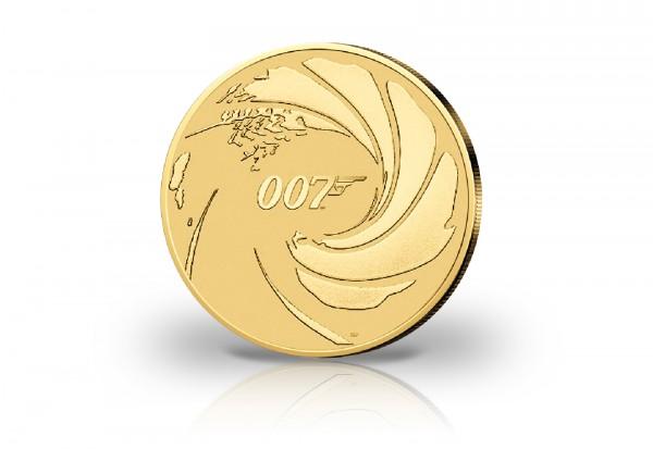 James Bond 1 oz Gold 2020 Australien