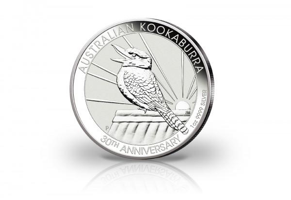 Kookaburra 1 oz Silber 2020 Australien