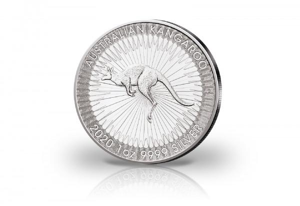 Känguru 1 oz Silber 2020 Australien