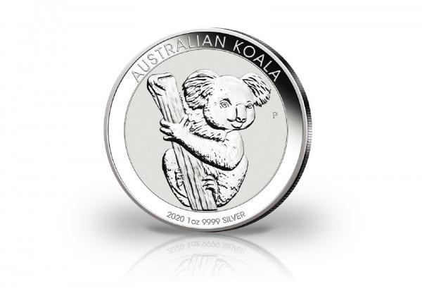 Koala 1 oz Silber 2020 Australien
