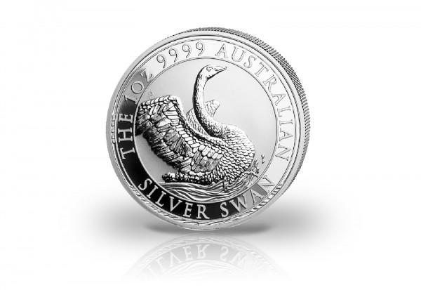 Schwan 1 oz Silber 2020 Australien