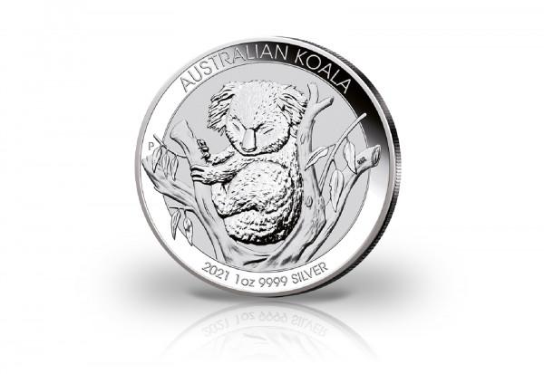Koala 1 oz Silber 2021 Australien