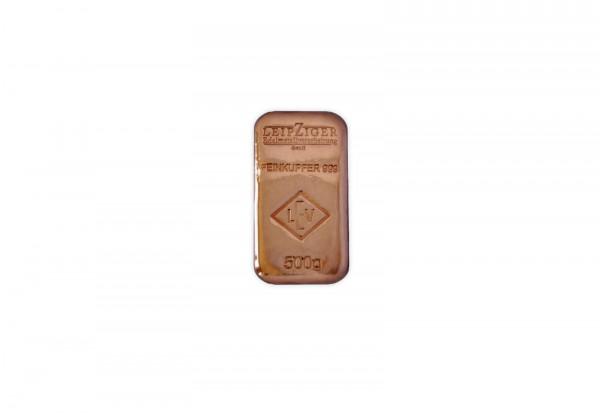 Kupferbarren 500 g