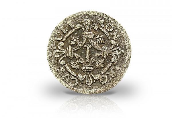 Kleve Stüber 1668-1670 Kurfüstentum Brandenburg Silber