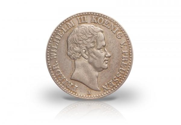 1 Taler 1829-1840 Kaiserreich Preußen König Friedrich Wilhelm III. AKS 17