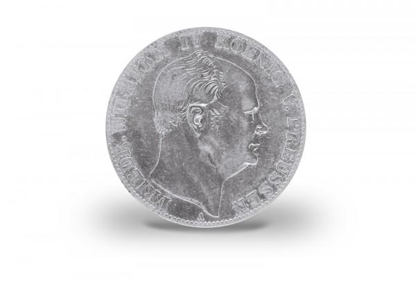 Vereinstaler 1857-1861 Preußen König Friedrich Wilhelm IV. AKS 78 Thun 262