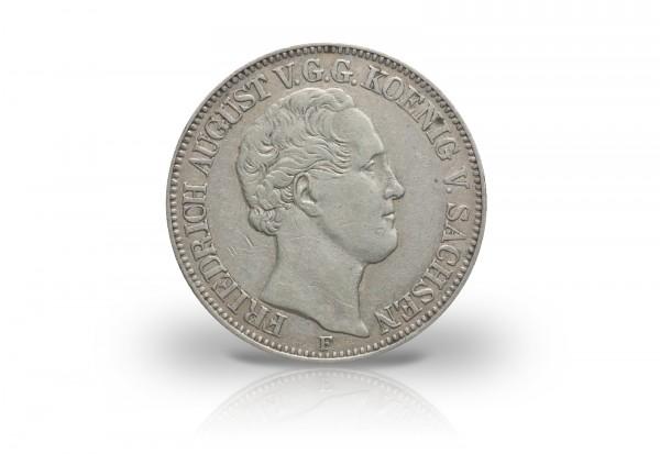 Taler 1839-1849 Sachsen Friedrich August AKS 99
