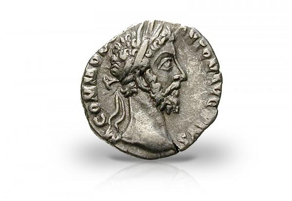 Römische Kaiserzeit Denar 177-192 n.Chr. ss