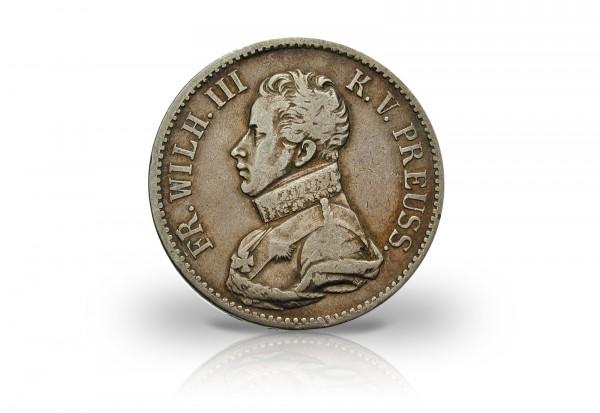 Kammerherrentaler 1816-1817 Preußen Friedrich Wilhelm III. Thun 245