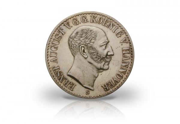Hannover Taler 1843 Vermählung König Ernst August