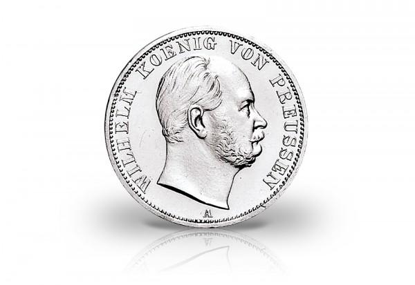 Preußen 1 Taler 1864-1871 Wilhelm I.