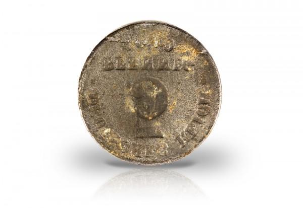 5 Pfennig Kaiserreich Fehlprägung Incus Jaeger-Nr. 297