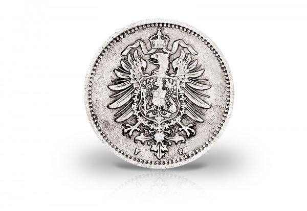 Deutsches Kaiserreich 5 Pfennig 1875-1877 Kleiner Adler