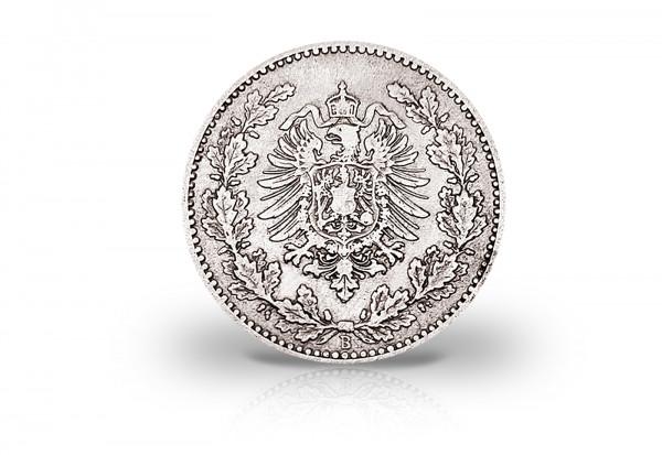 50 Pfennig 1877 Deutsches Kaiserreich Jaeger-Nr. 8