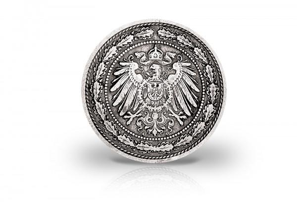 20 Pfennig 1890-1892 Deutsches Kaiserreich Großer Adler Jaeger-Nr. 14