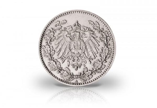 50 Pfennig 1896-1903 Deutsches Kaiserreich Jaeger-Nr. 15