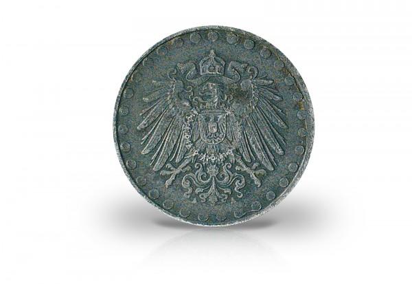 Deutsches Kaiserreich 10 Pfennig 1816-1922 Großer Adler