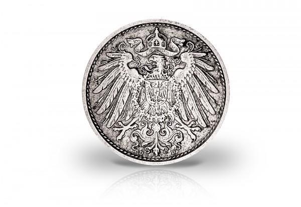 10 Pfennig 1890-1916 Deutsches Kaiserreich Jaeger-Nr. 13