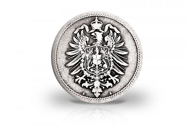 Kaiserreich Umlaufmünze 10 Reichspfennig 1873-1916 Silber