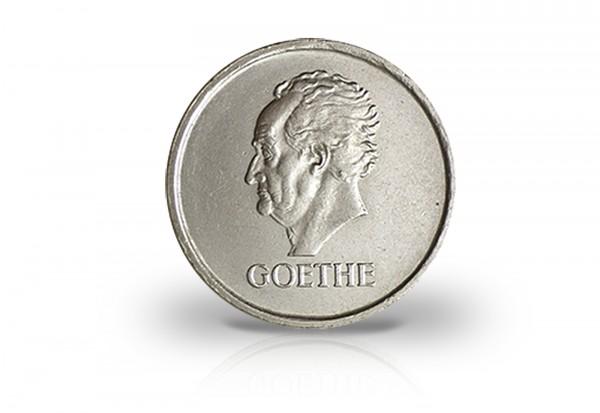 3 Reichsmark 1932 Weimarer Republik Johann Wolfgang von Goethe Jaeger-Nr. 350