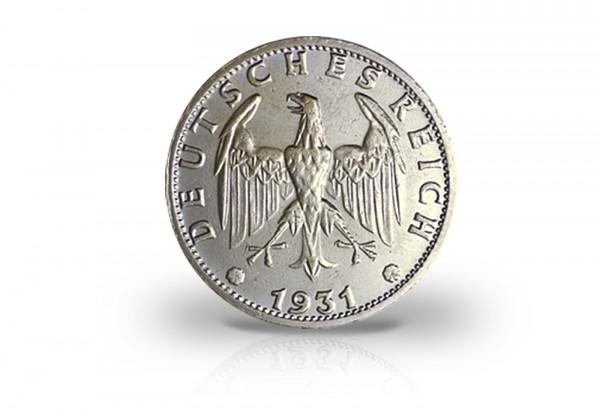 3 Reichsmark 1931-1933 Weimarer Republik Jaeger-Nr. 349