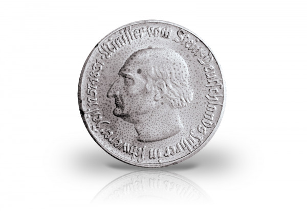 5 Mark 1923 Notgeldmünze Weimarer Republik Westfalen N11