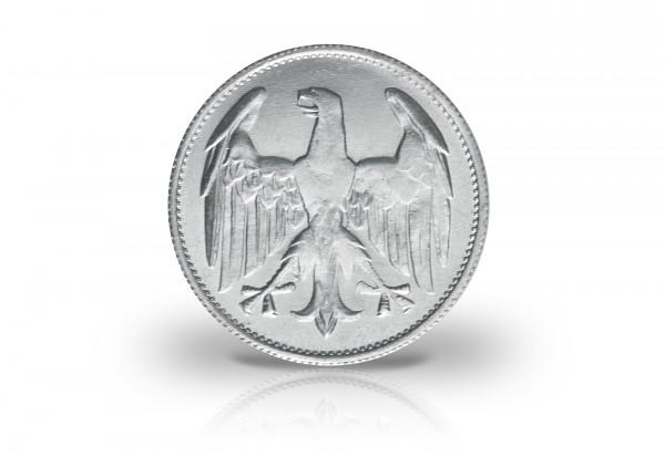 Weimarer Republik 1922 3 Mark Prägestätte E (Muldenhütten)