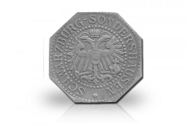 Weimar 20 Pfennig Kriegsnotgeld Schwarzburg-Sondershausen