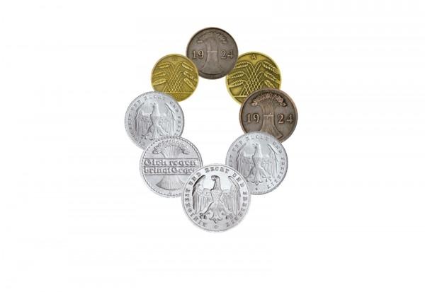 Münzen Lot I Weimarer Republik