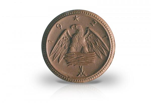 2 Mark Porzellan Notgeld 1920-1921 Sachsen N56