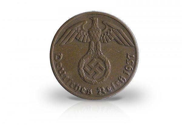Drittes Reich 1 Reichspfennig 1936 - 1940