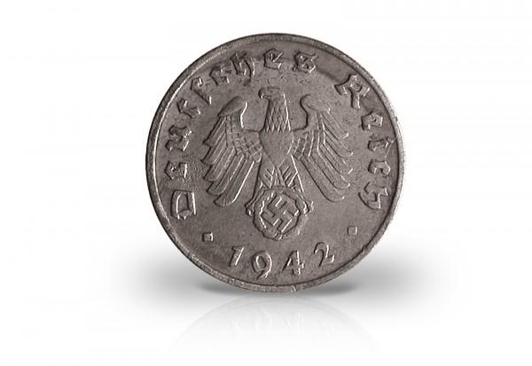 1 Reichspfennig 1940-1945 Drittes Reich Jaeger-Nr. 369