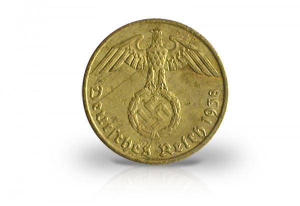 5 Reichspfennig 1936 Drittes Reich Jaeger-Nr. 363