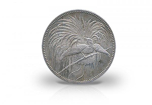 2 Mark 1894 Deutsch-Neuguinea Paradiesvogel Jaeger-Nr. 706