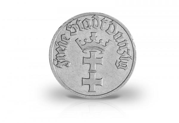 1/2 Gulden 1932 Danzig Wappen