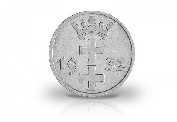 Danzig 1 Gulden 1932 Wappen von Danzig