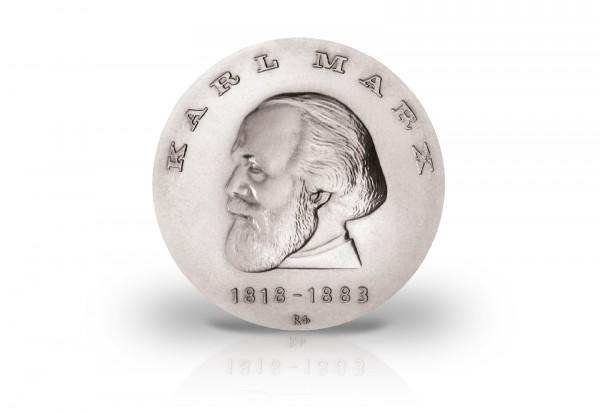 DDR 20 Mark 1968 vz/st 150. Geburtstag Karl Marx Jaeger-Nr. 1521