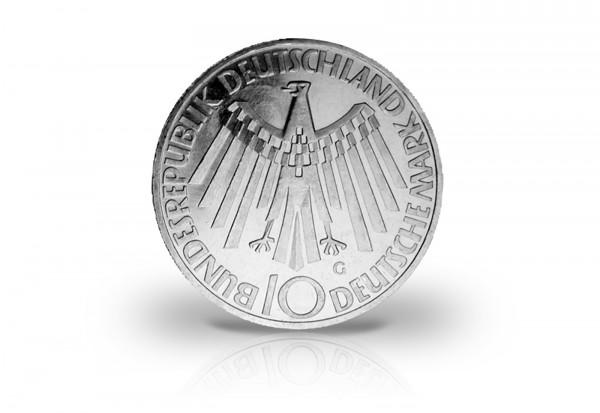 10 DM Deutschland unserer Wahl