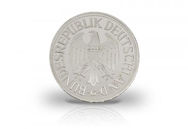 2 DM 1951 BRD Neuprägung Ahrens Pragestätte G