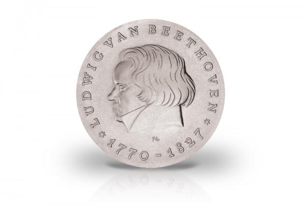 10 Mark Gedenkmünze 1970 DDR Ludwig van Beethoven Jaeger-Nr. 1528