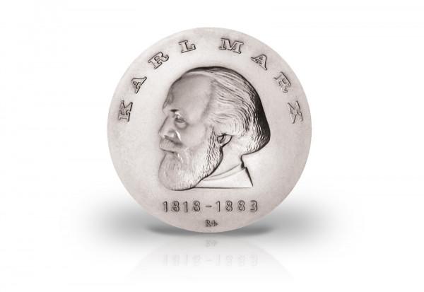 20 Mark Gedenkmünze 1968 DDR Karl Marx Jaeger-Nr. 1521