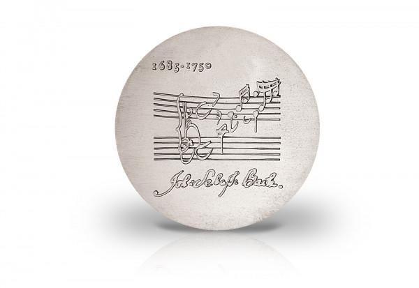 20 Mark Gedenkmünze 1975 DDR Johann Sebastian Bach Jaeger-Nr. 1555