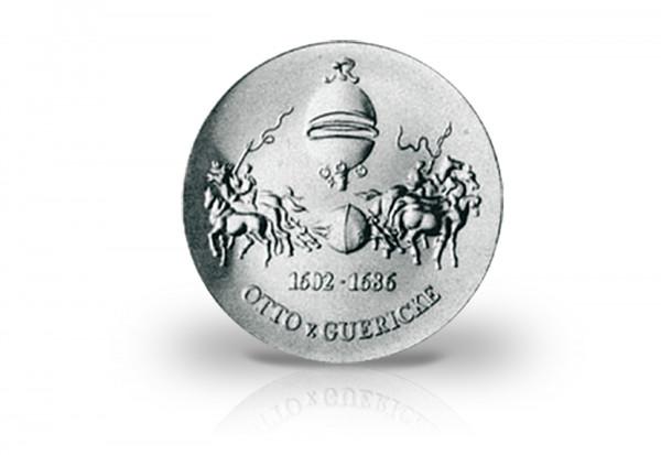 10 Mark 1977 DDR Motivprobe Otto von Guericke