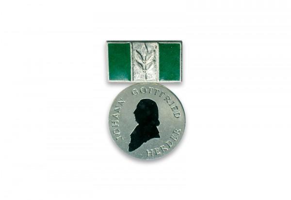 Medaille DDR Johann Gottfried Herder