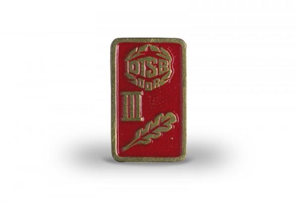 Orden DDR Abzeichen für Kampfrichter der DTSB