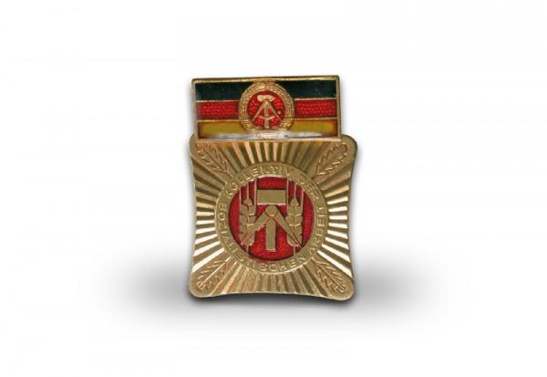 Orden DDR Spange des Kollektivs