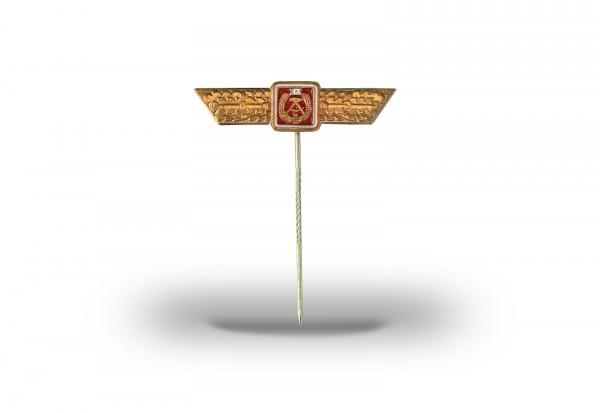 Orden DDR Miniaturnadel für zivile Kleidung Stufe III