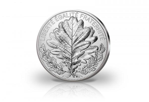 20 Euro Silbermünze 2020 Frankreich Die Eiche st